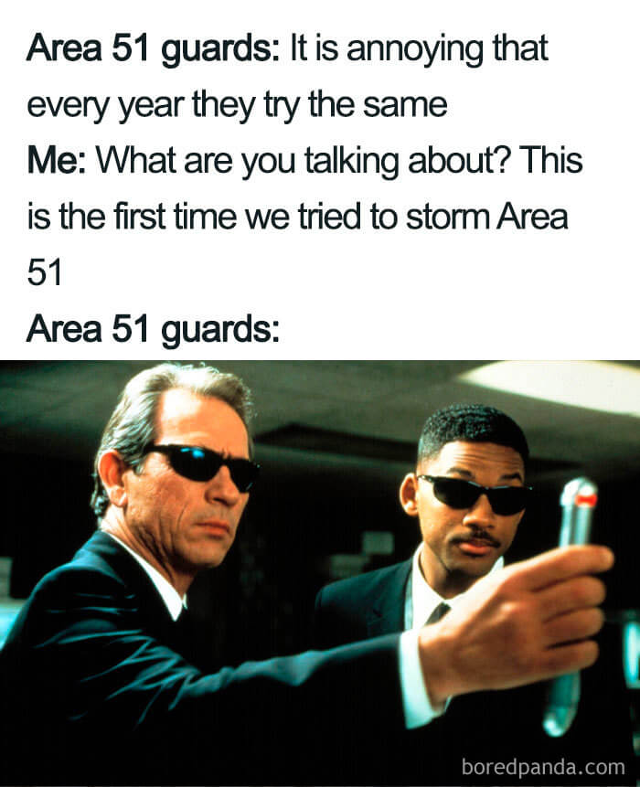 1.2M People Are Saying They Will Storm Area 51 And Here Are 30 Hilarious Memes About It