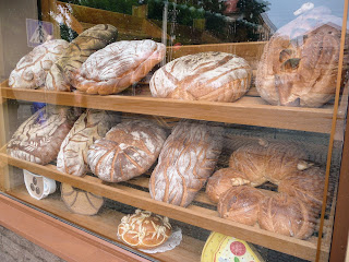Ужгород. Закарпатский хлеб