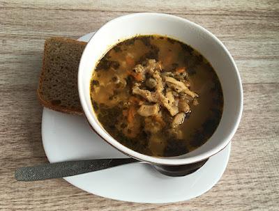 Zupa z flaczków