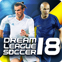 Dream League Soccer 2018 5.02 Apk + Data (MOD)