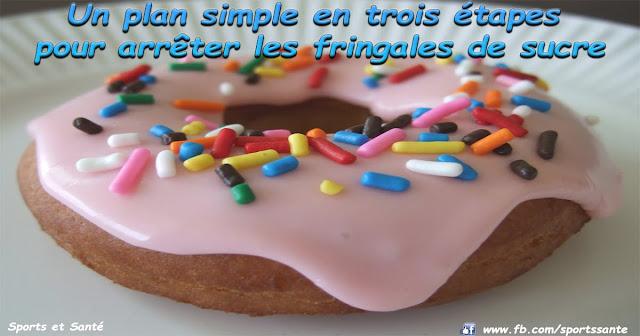 Un plan simple en trois étapes pour arrêter les fringales de sucre