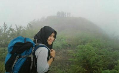 Gunung Hauk, Puncak Hauk, Jalur Pendakian Gunung Hauk 1325 Mdpl