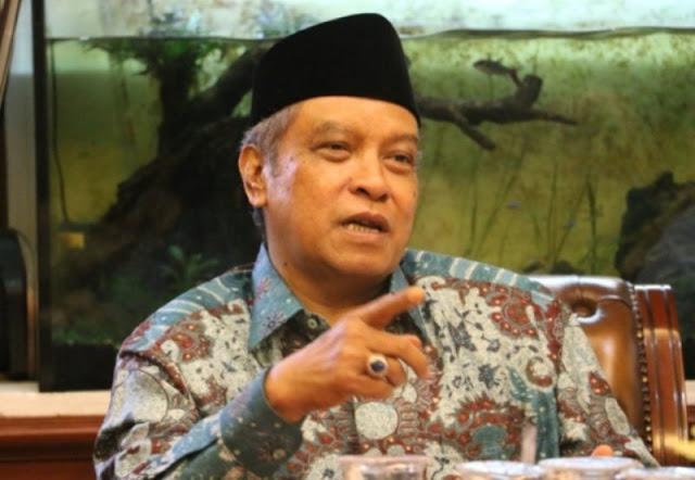 Ketum PBNU: Silakan Dirikan Khilafah di Negara Lain, Bukan di Indonesia