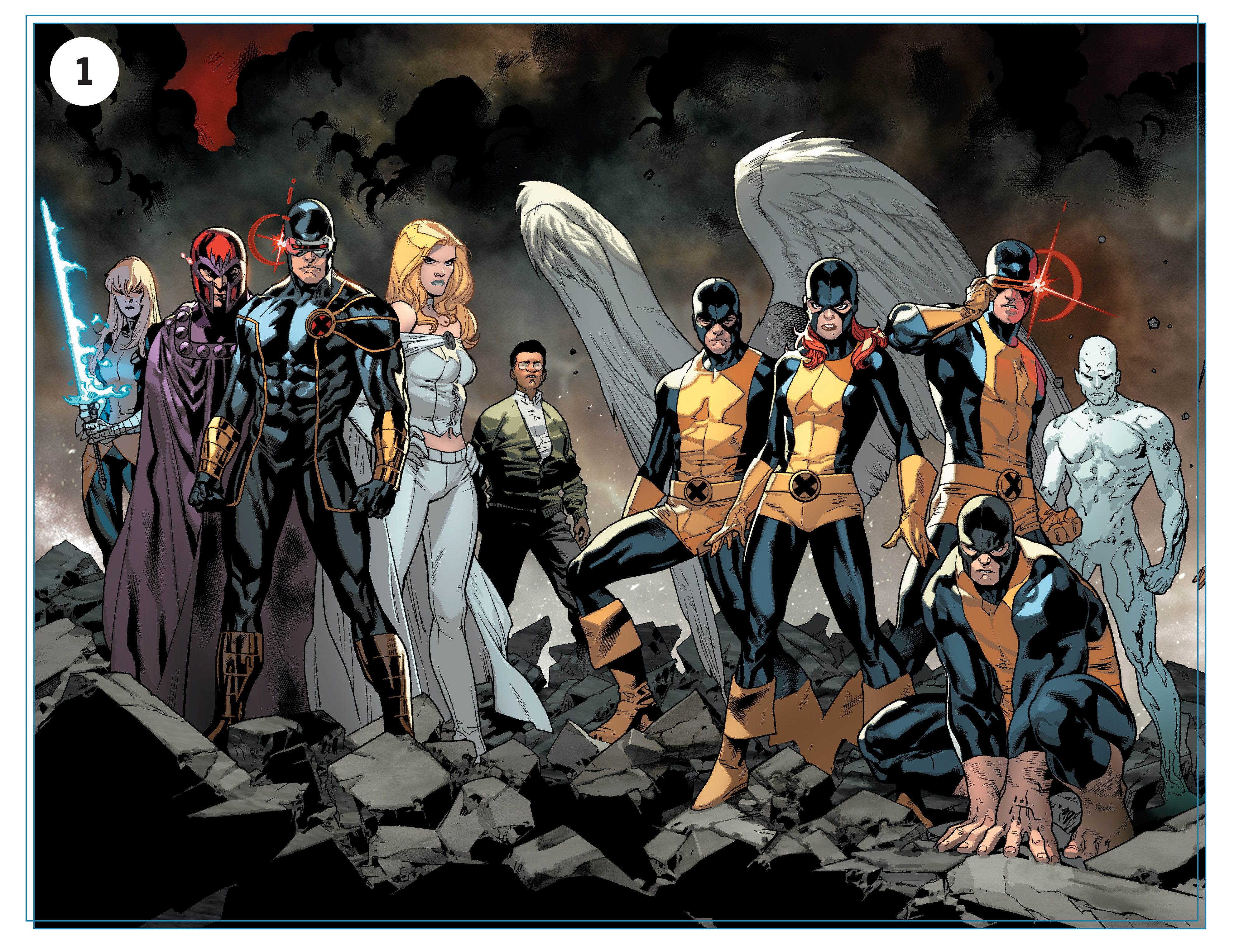 Read online All-New X-Men (2013) comic -  Issue # _Special - Yesterday's X-Men - 106