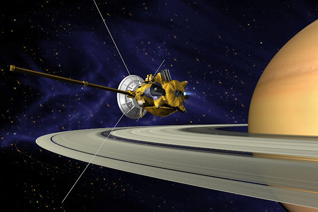 Sonda Espacial Cassini
