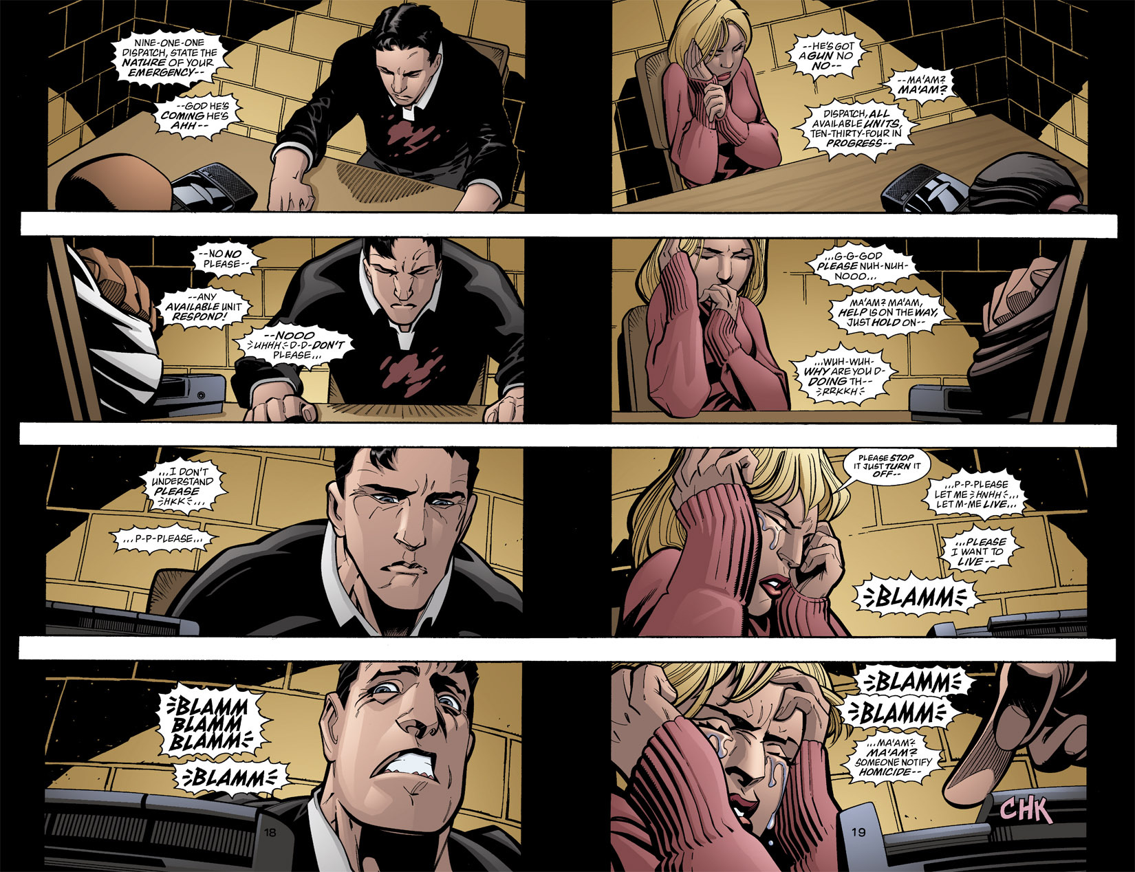 Detective Comics (1937) 766 Page 17