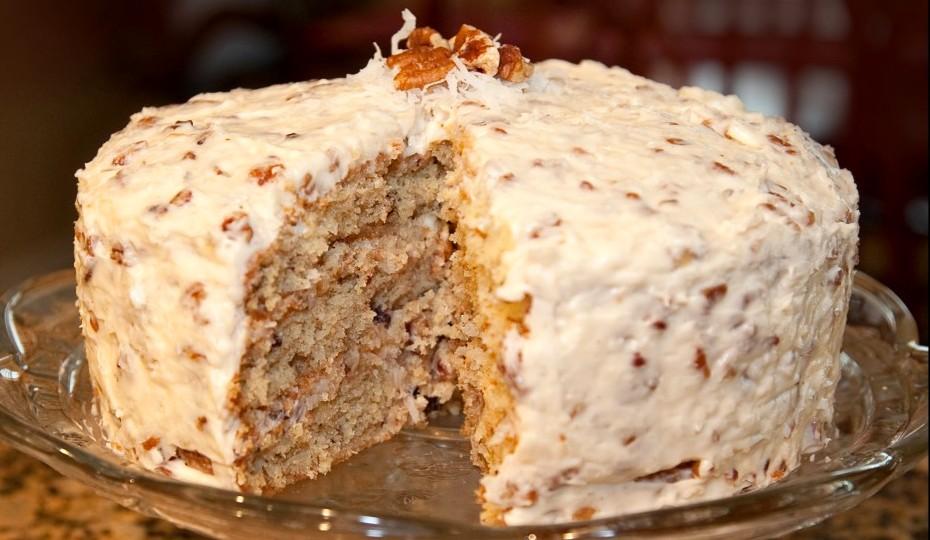 Recipe For Italian Coconut Cream Cake