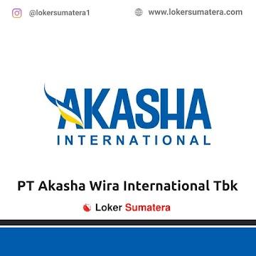 Lowongan Kerja Pekanbaru, PT Akasha Wira International Juli 2021