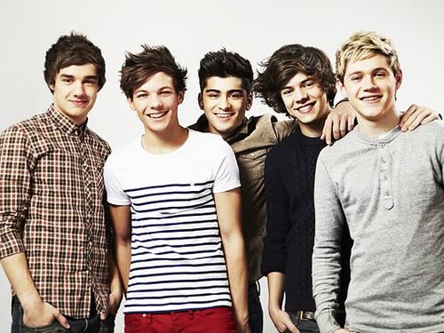 News: Livro baseado em fanfic da banda One Direction 6