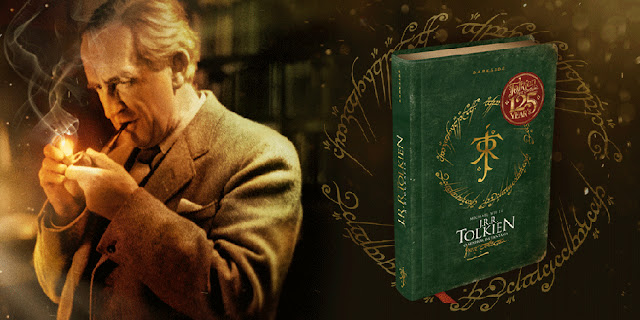 Livro J. R. R. Tolkien: O Senhor da Fantasia - Edição de 125 anos