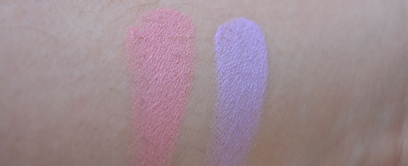 Topshop Louise Gray Wave Machine Eye Cream Duo swatches