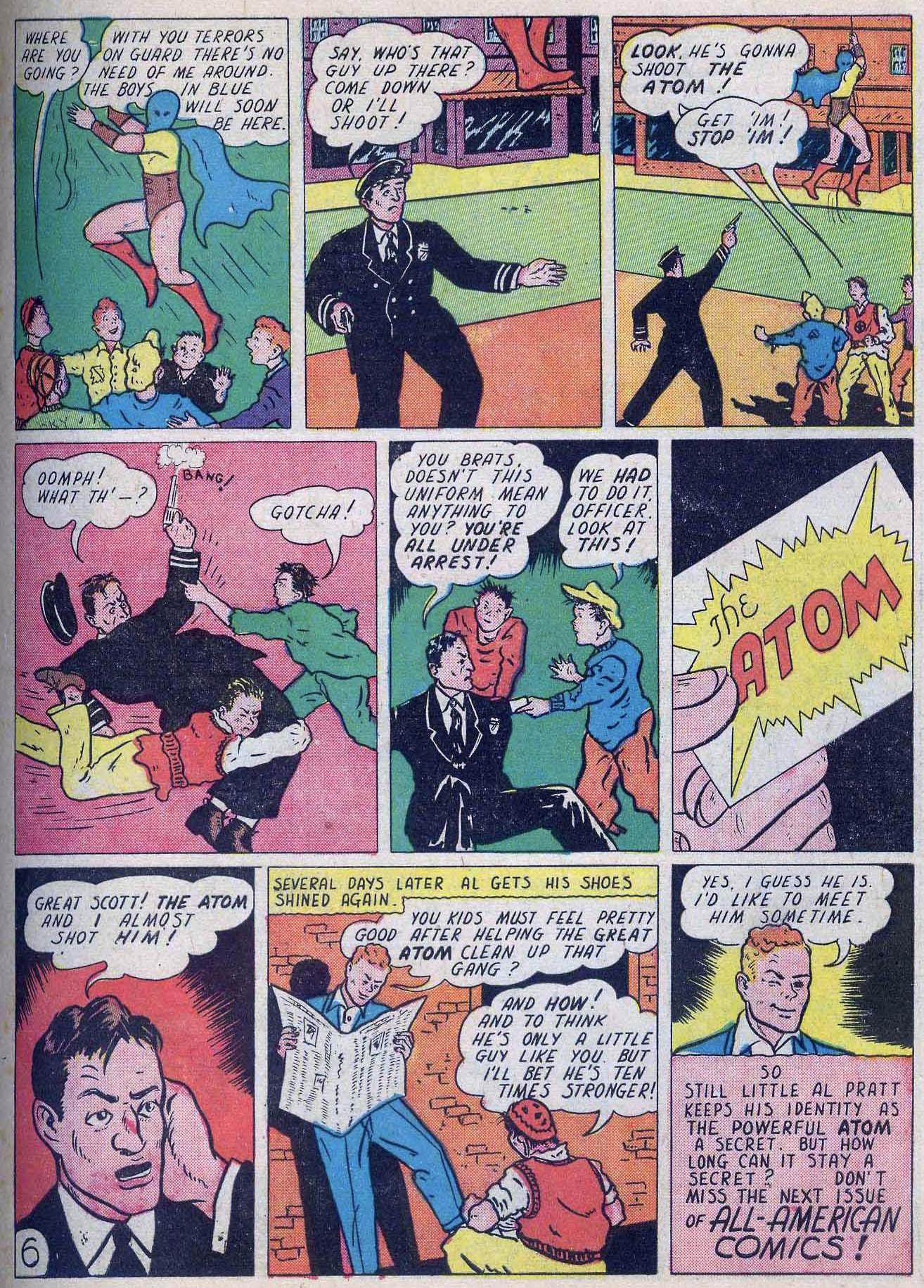 Read online All-American Comics (1939) comic -  Issue #24 - 35