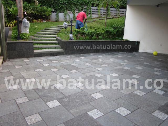 jenis dan gambar batu alam untuk lantai