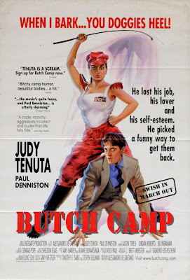 Next to Saturday The 14th, the most hideous poster I own. I keep it only  because I know Judy Tenuta is a big deal in ...