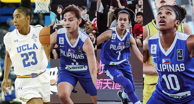 New Zealand def. Gilas Pilipinas Women, 106-72 (Jones Cup 2019) July 24