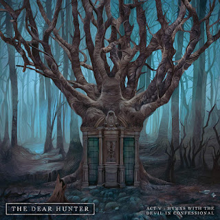 The Dear Hunter - Act V: Hymns With The Devil In Confessional (2016) - Album Download, Itunes Cover, Official Cover, Album CD Cover Art, Tracklist