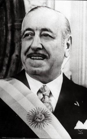 Héctor José Cámpora - Presidentes de la República Argentina - Presidentes Argentinos