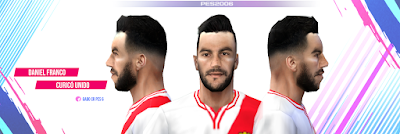 PES 6 Faces Daniel Franco by Gabo CR Facemaker