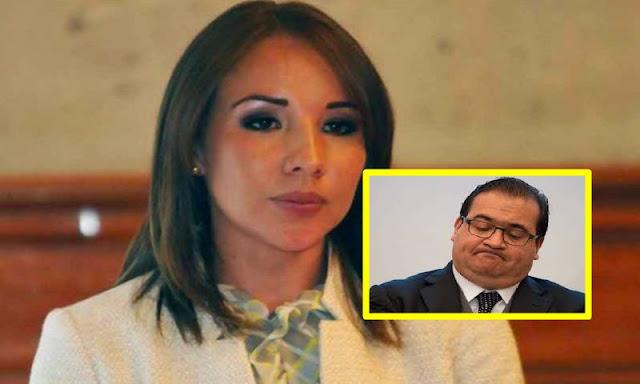 Dan 3 años de prisión por enriquecimiento ilícito a Xóchilt Tress; podrá solicitar fianza