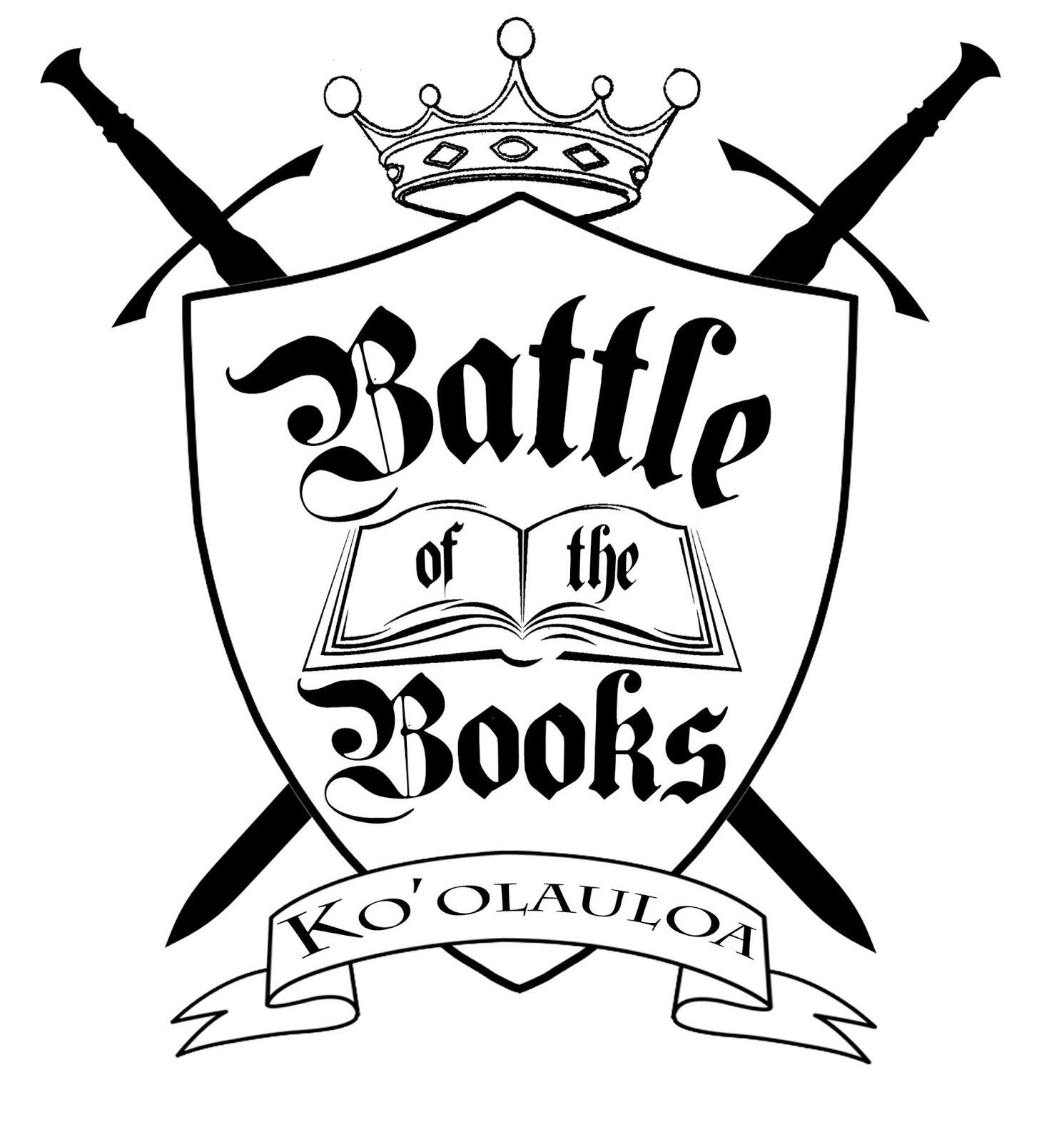 Battle of the Books Kahuku
