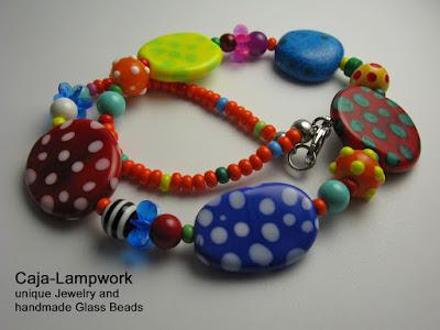 Dots Perlenkette