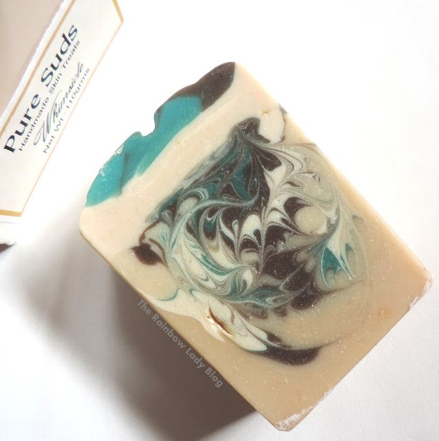 Pure Suds Whimsicle hand made soap review