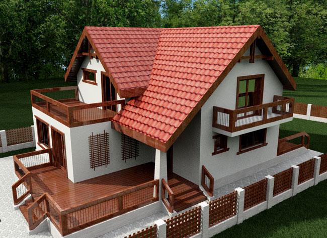 Birou arhitectura - Arhitectural Code Bucuresti / Arhitect - Proiecte case - vile - Bucuresti