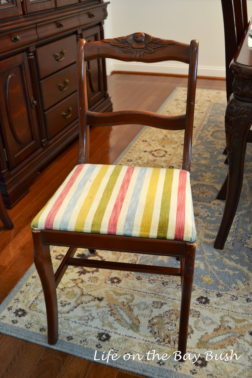 Upholstering Dining Chairs On The Cheap Life On The