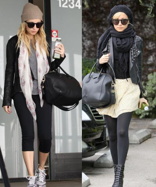 Antigona Bag Givenchy Nicole Richie