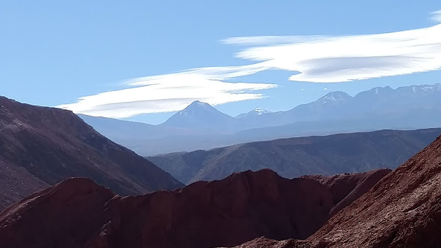 clear skies of the Atacama