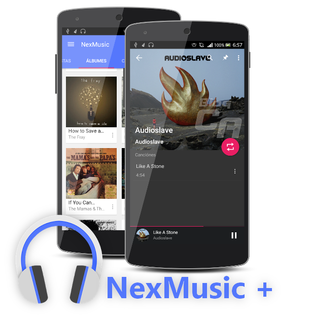 NexMusic+ For Android