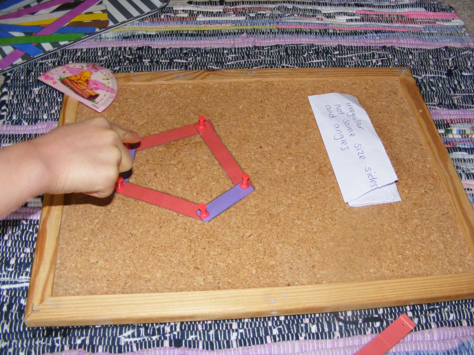 Homeschool Escapade Geometry