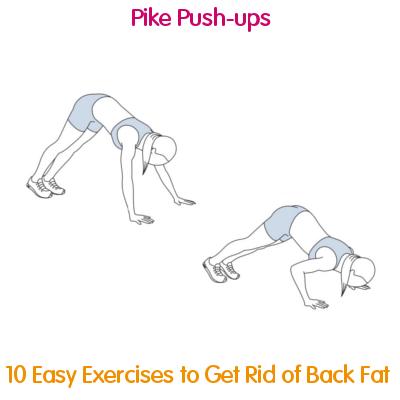 Pike Push-ups