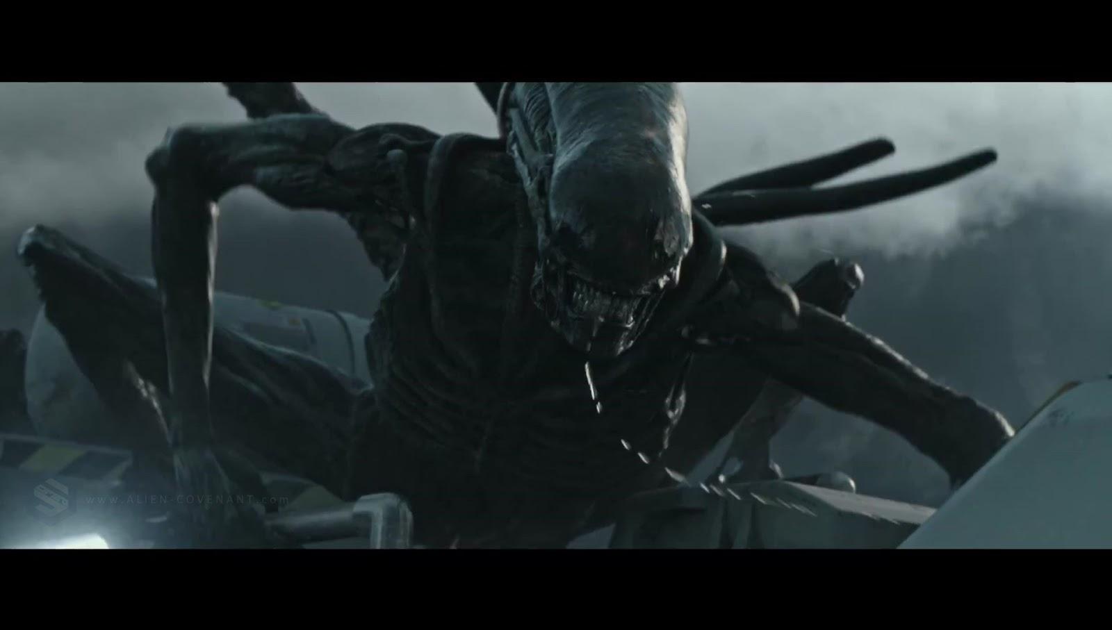 Alien Covenant Arvostelu