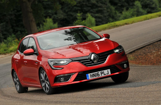 2016 Renault Megane REVIEWS, the most recent Specification
