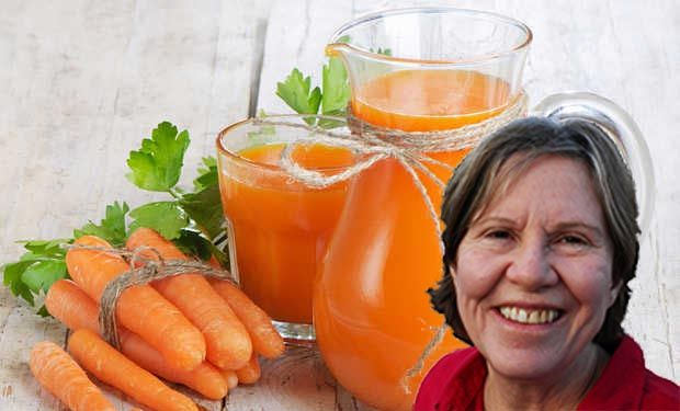 Fighting Cancer With Carrot Juice
