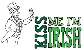 Kiss Me, I'm Irish: Happy St. Patrick's Day Images Pictures HD Wallpaper