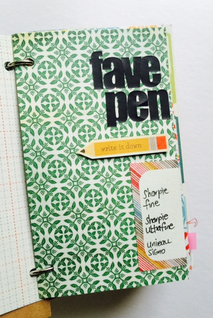 #lists #journal #smashbook #scrapbook