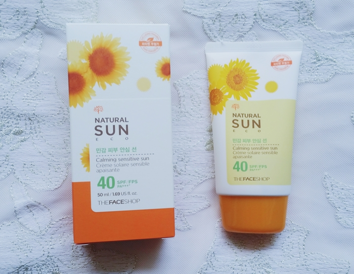 faceshop natural sun eco