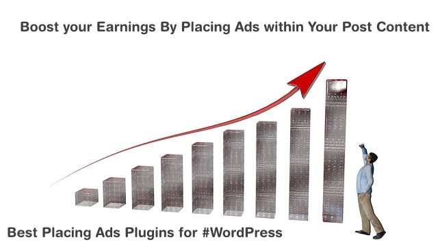Inert Ads inside your WordPress posts to earn more