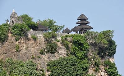 Uluwatu Temple, Magnificent Temple In Bali