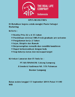 PT. AIA FINANCIAL