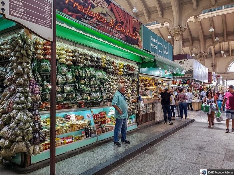 Temperos no Mercado Municipal de de São Paulo: o que fazer