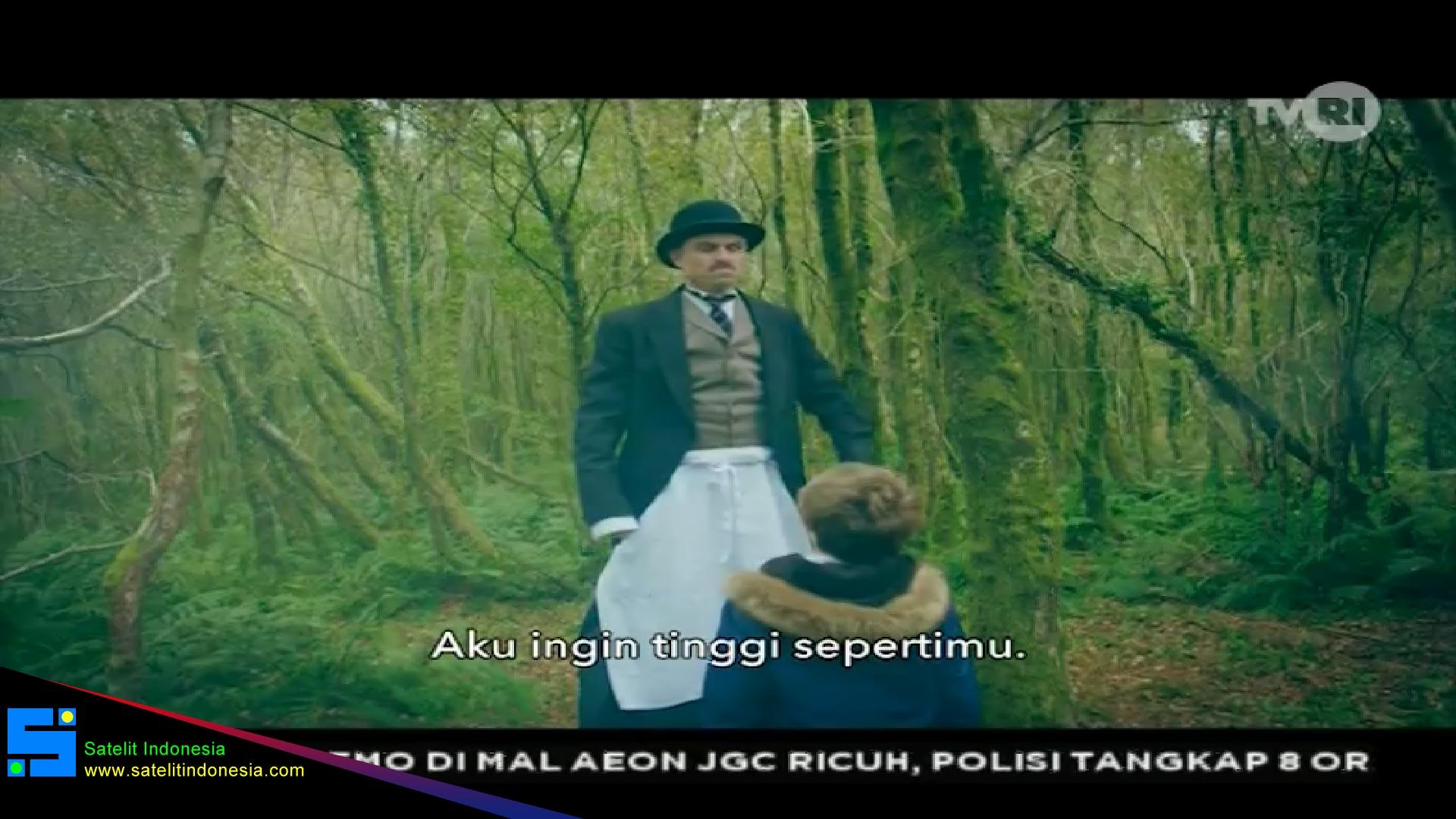 Frekuensi siaran TVRI Lampung di satelit Telkom 4 Terbaru