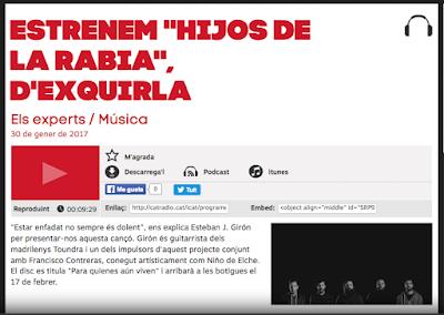 http://catradio.cat/icat/programes/Els-experts/1448/audios/Estrenem-Hijos-de-la-rabia-dExquirla/949161