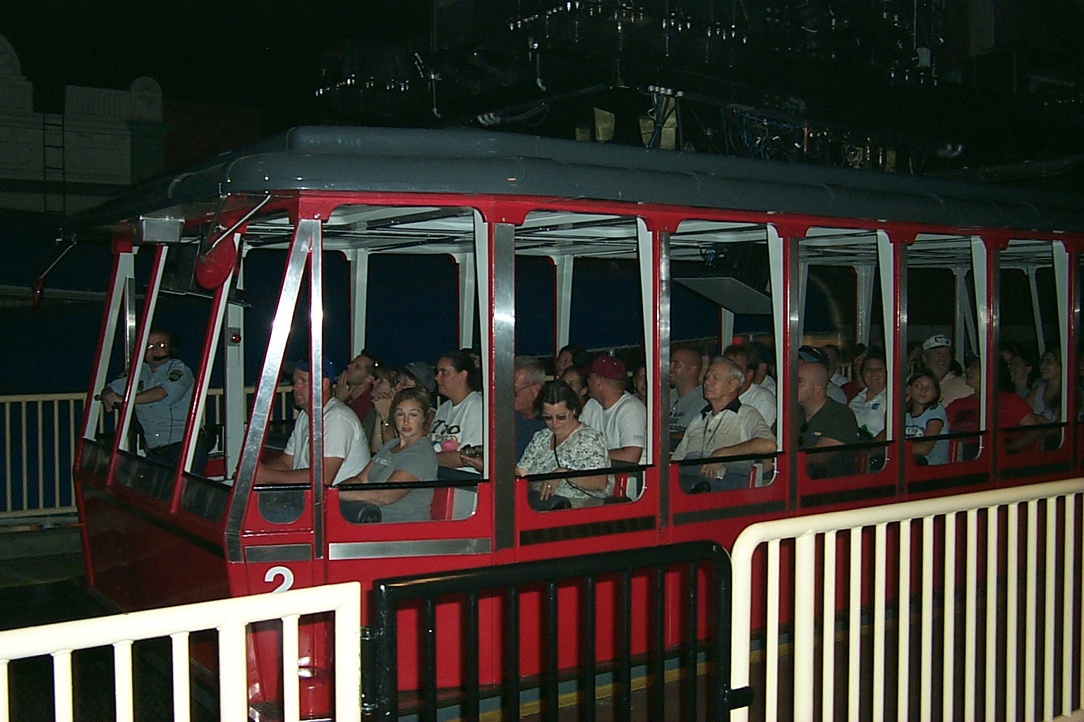 Theme Park Nostalgia: Kongfrontation June 7, 1999 ...