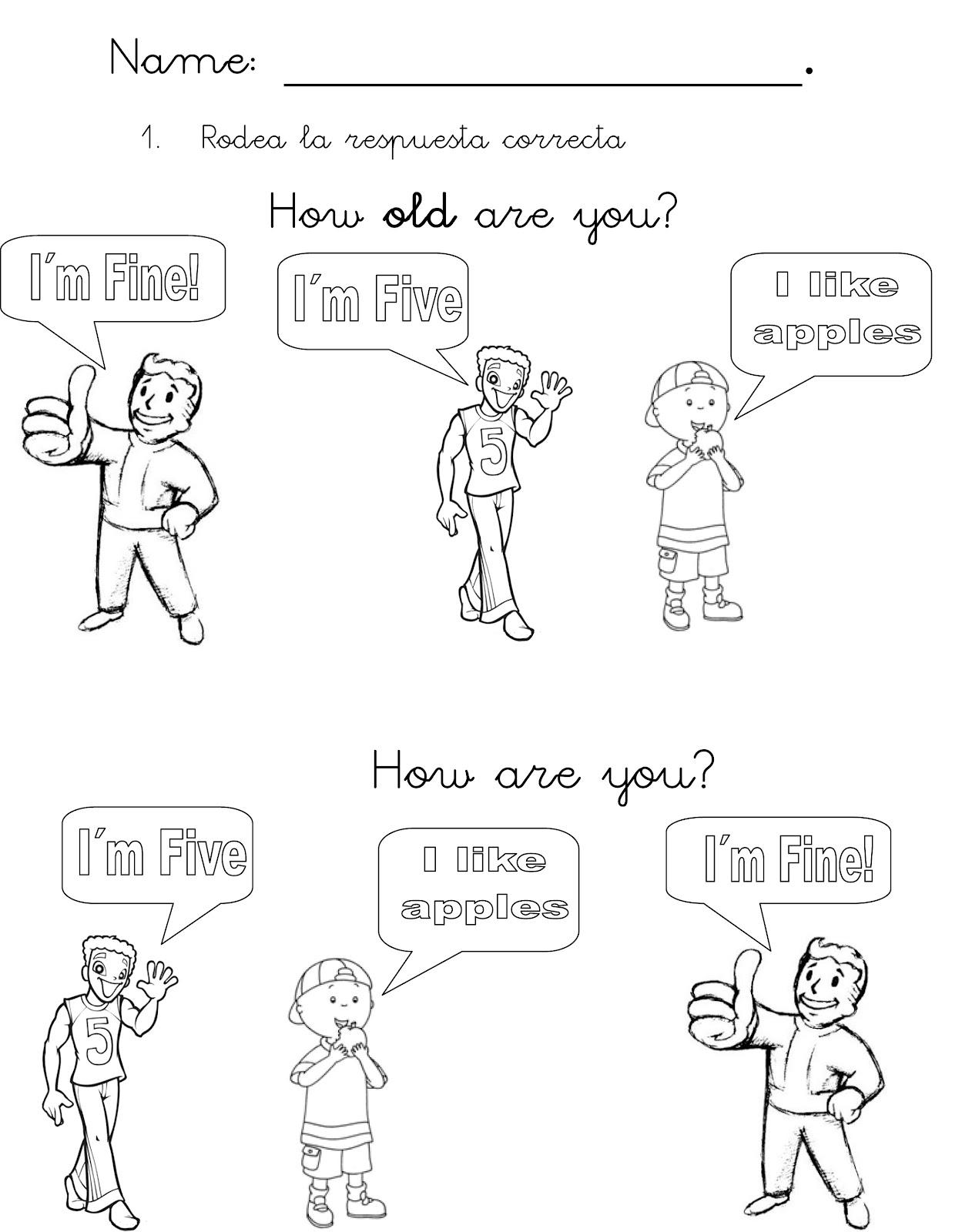 Ingles Infantil