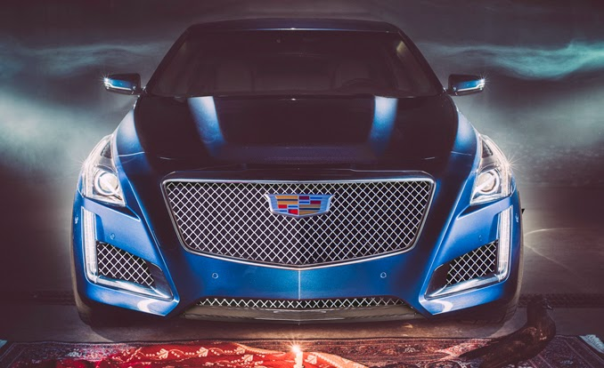 2016 Cadillac Cts V Hungry For M S And Amg