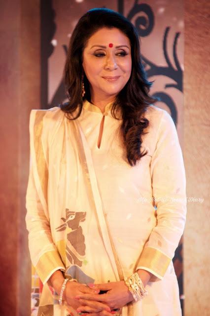 VLCC Transformation Show With Vaani Kapoor, Saurav Ganguly And Usha Uthup