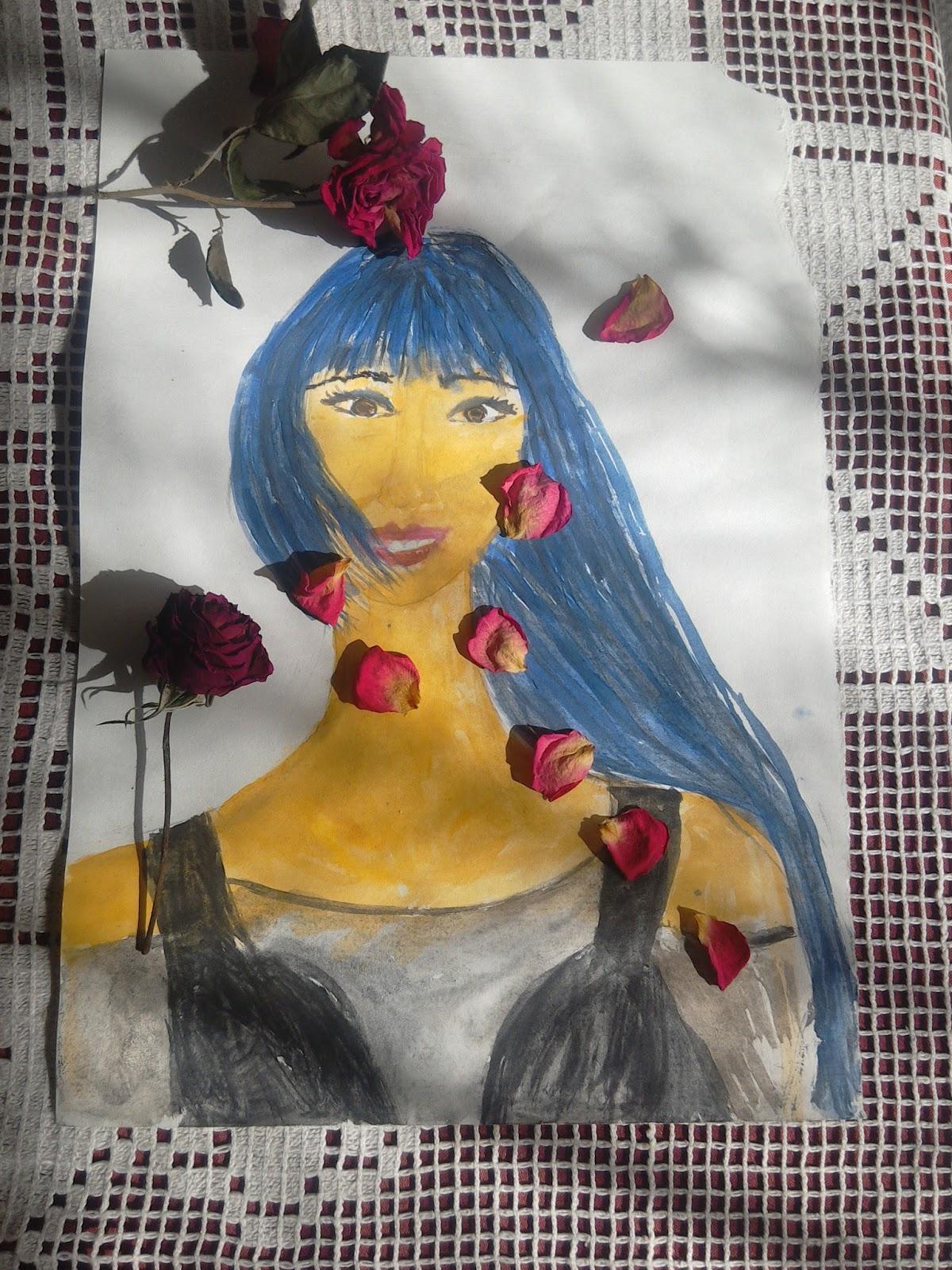 akvarel dana #akvarel